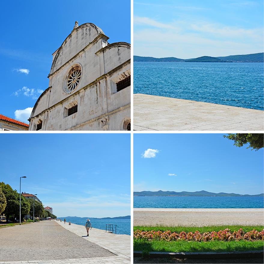 Zadar Kroatien - Autorundreise- www.diefernwehfamilie.de