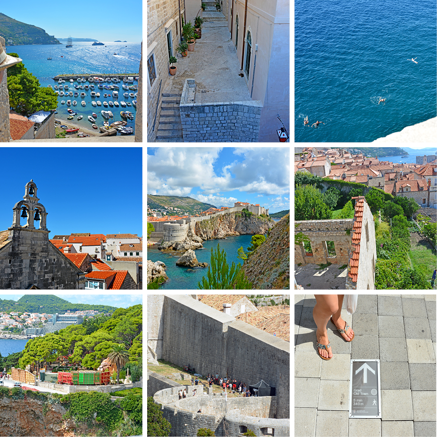 Dubrovnik Kroatien - Autorundreise - www.diefernwehfamilie.de