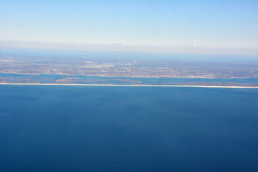 Landung in NEW YORK (JFK) / www.diefernwehfamilie.de