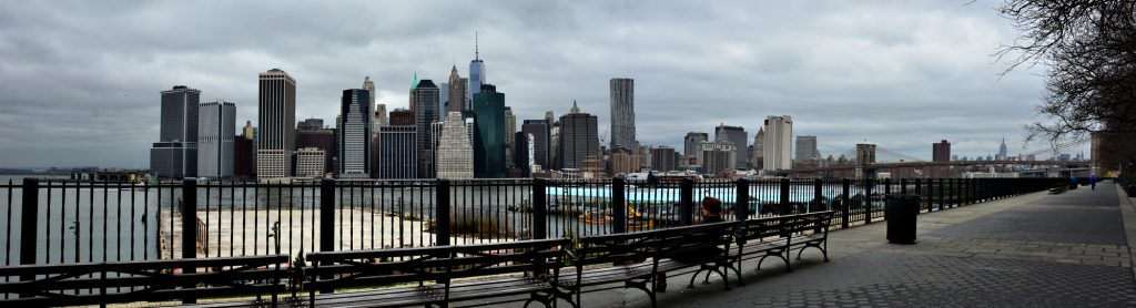 Brooklyn Heights Promenade, www.diefernwehfamilie.de