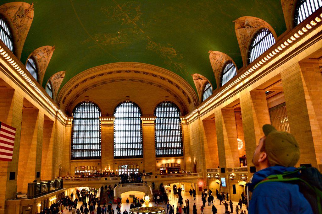 Central Station, New York City, www.diefernwehfamilie.de