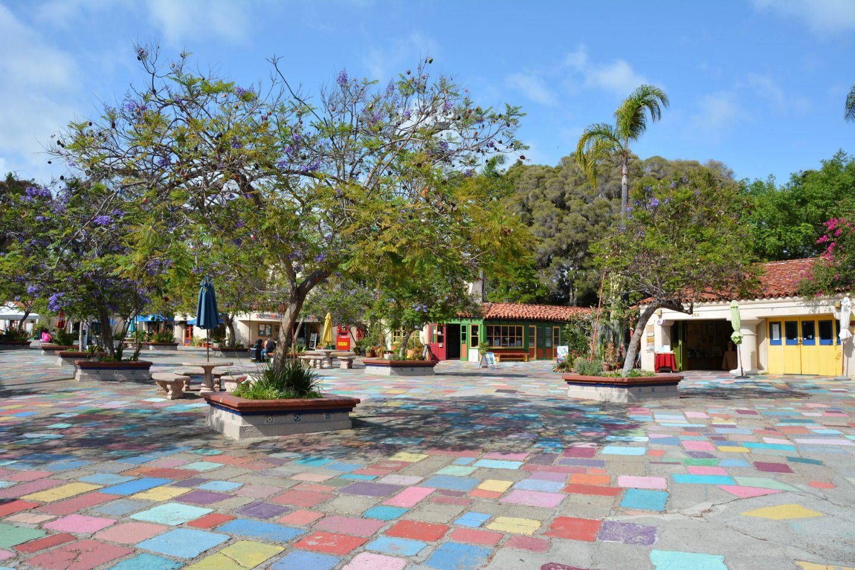 Entspannen-in-San-Diego, Village Art Center, Balboa Park, www.diefernwehfamilie.de