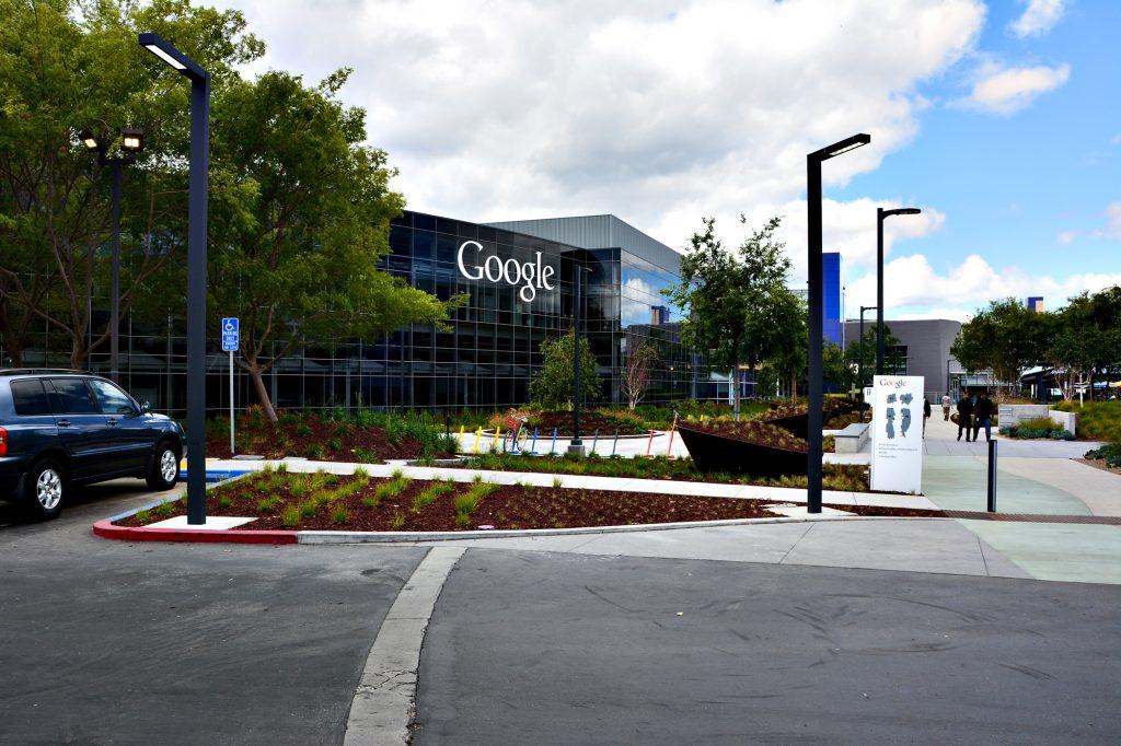 Google, San Francisco, Mit dem Mietwagen quer durch die USA, www.diefernwehfamilie.de