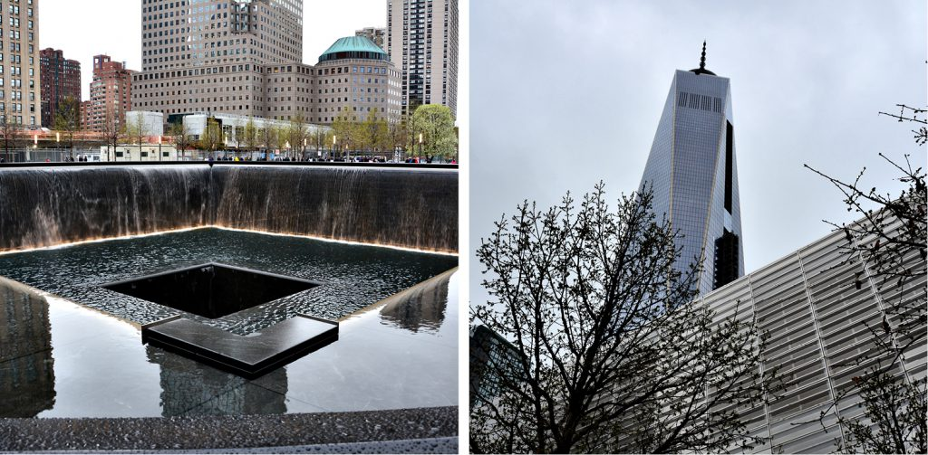 Ground Zero, New York City, www.diefernwehfamilie.de