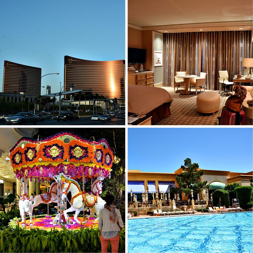 Unser Hotel in Las Vegas, das Whynn! DieFernwehFamilie.de