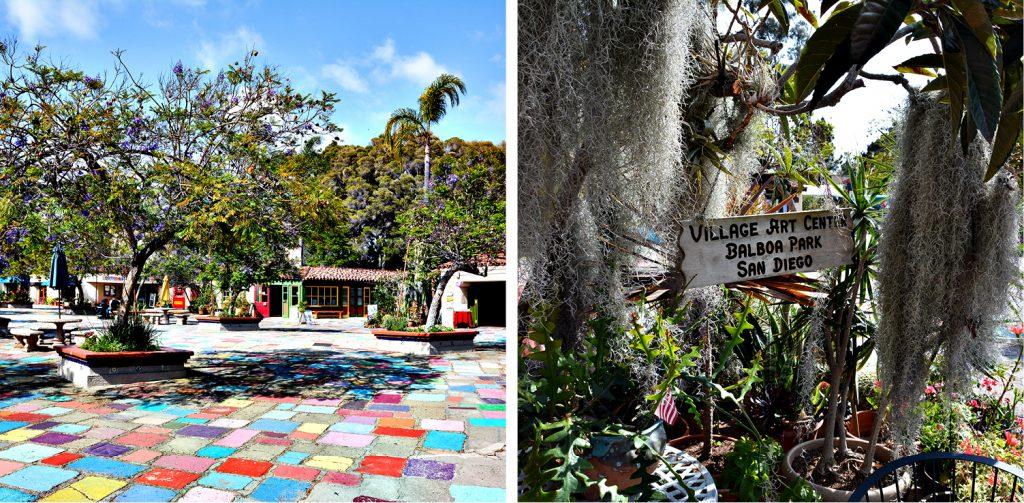 Village Art Center, Balboa Park, San Diego