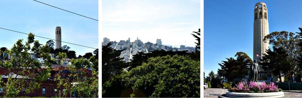 Coit Tower, San Francisco, www.diefernwehfamilie.de