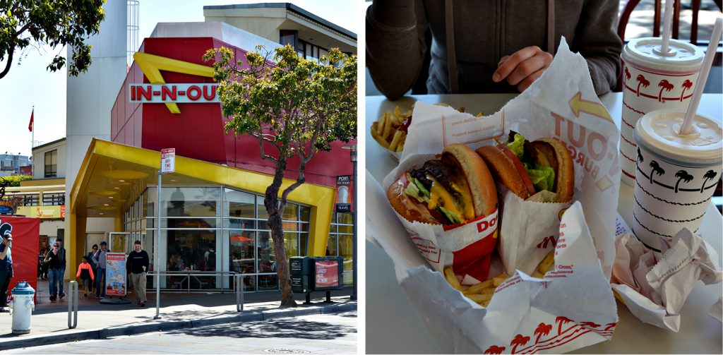in-n-out burger, San Francisco, www.diefernwehfamilie.de