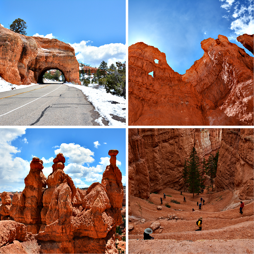 Bryce Canyon, Arizona, DieFernwehFamilie