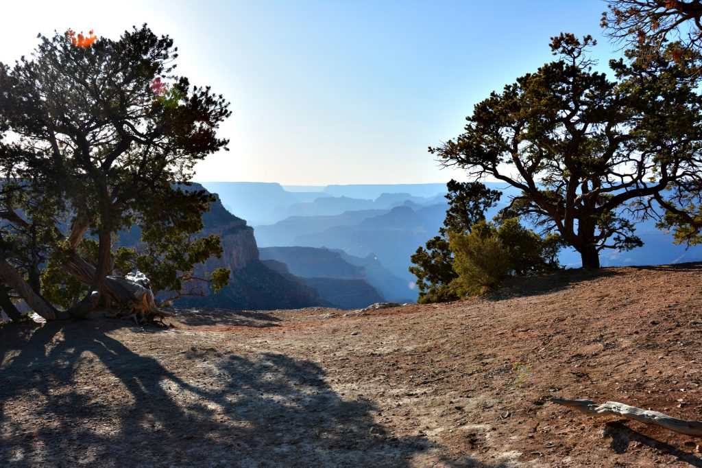 South Rim, Grand Canyon, Arizona, DieFernwehFamilie