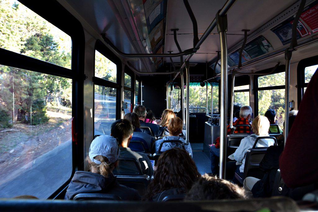 Mit dem Bus den Grand Canyon erkunden, DieFernwehFamilie