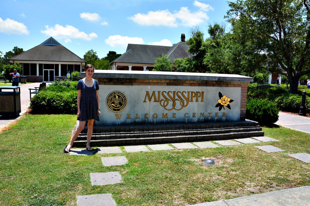 Welcome Center Mississippi, DieFernwehFamilie.de
