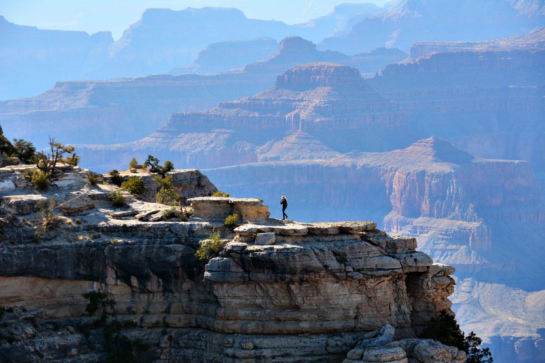 Ein Nachmittag am Grand Canyon DieFernwehFamilie