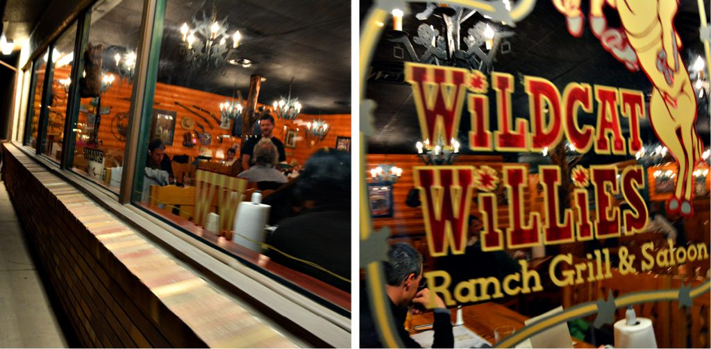 Wildcat Willies Ranch Grill and Saloon, DieFernwehFamilie