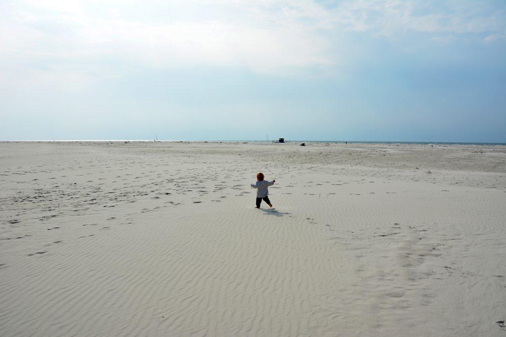 3-ein-bild-das-froehlich-stimmt, Strand auf Amrum